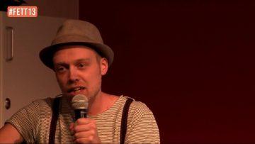 FETT13 – Josef Sahlin – Skriva romaner med barn thumbnail