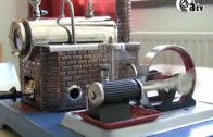 Gösses Science Lab – Ångmaskinen