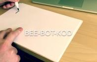 Bee-Bot tar sig runt hindret