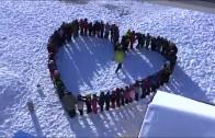 Bakgården firar alla hjärtans dag
