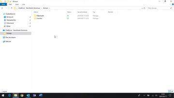 Elevdator – 06 – OneDrive och struktur thumbnail