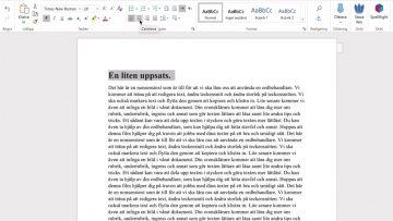 Elevdator – 07 B _ Word – Redigera text thumbnail