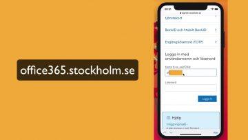 Elevdator – 10 – Logga in pa O365 via webblasare och mobil thumbnail