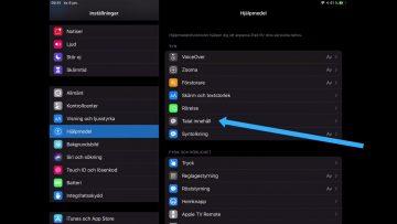iPad _ Las upp markerad text – Talsyntes thumbnail